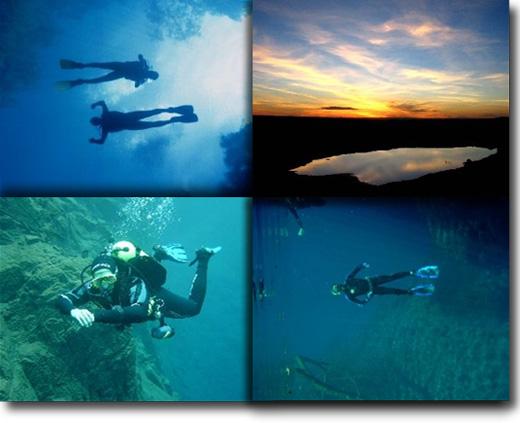 Mergulho na Lagoa Misteriosa de Bonito