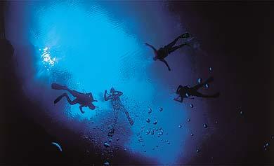 Caverna Lagoa Misteriosa em Bonito