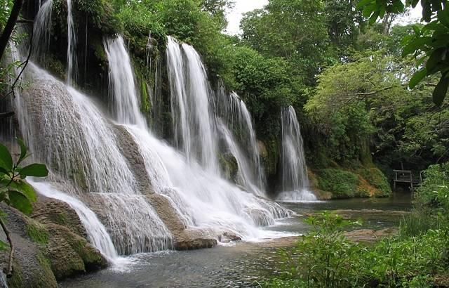 Brazil Bonito Cachoeiras