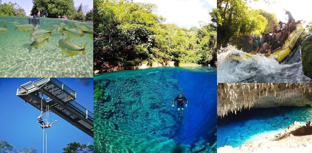 Porquê conhecer Bonito MS.. | Agência Sucuri - Turismo na cidade de Bonito
